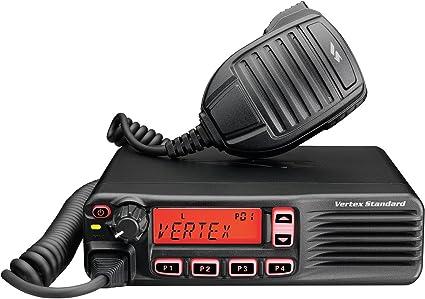 512 CHANNEL TWO WAY RADIO NEW VERTEX//STANDARD VX-4600 45 WATT UHF 450-512 MHZ