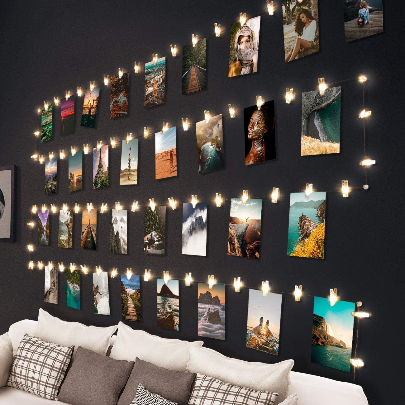 CADENA LUCES LED