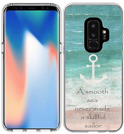 Amazon.com: Galaxy S9 Plus funda/funda de repuesto ...
