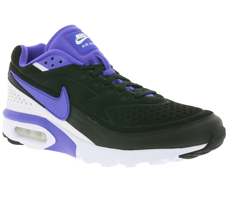 Nike Air Max BW Ultra SE 844967-051 Herren Turnschuhe  42.5 EU|Mehrfarbig (Black / Persian Violet-white)