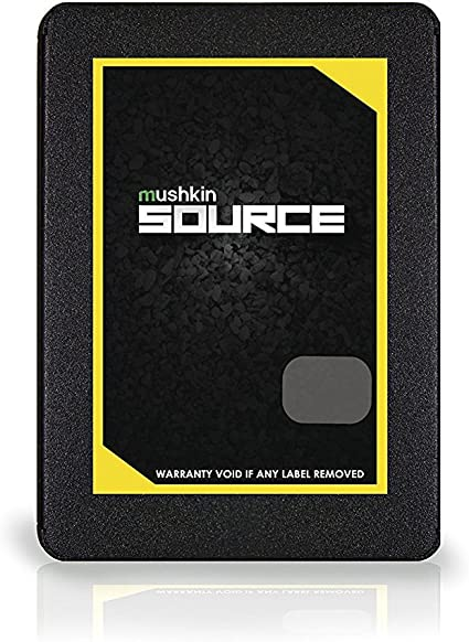 Mushkin SOURCE Internal Solid State Drive (SSD) (500 GB): Amazon ...