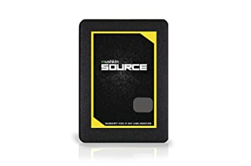 Mushkin SOURCE Internal Solid State Drive (SSD) (500 GB)