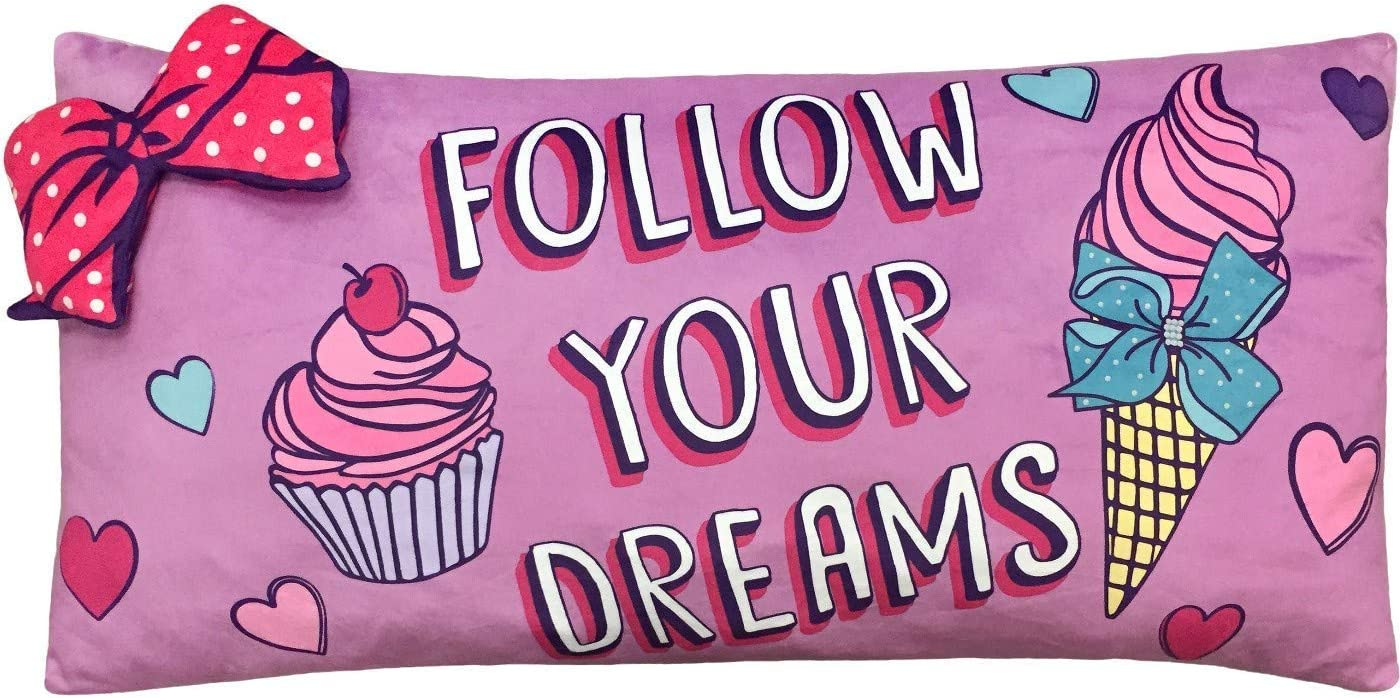 JoJo Siwa Follow Your Dreams Body Pillow
