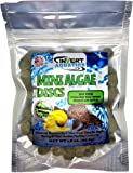 Invert Aquatics Mini Algae Discs - Sinking Diet for Snails, Shrimp & Bottom Feeding Fish