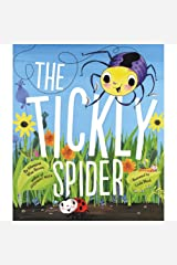 The Tickly Spider Hardcover