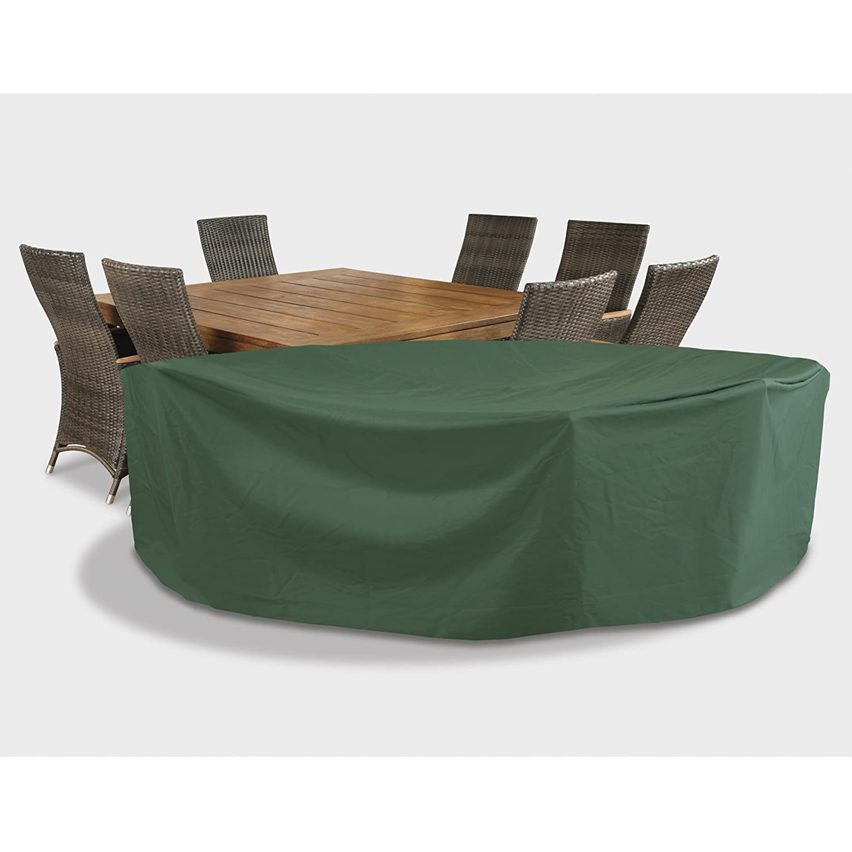 Friedola Schutzhülle für Sitzgruppe dunkelgrün 320x93cm