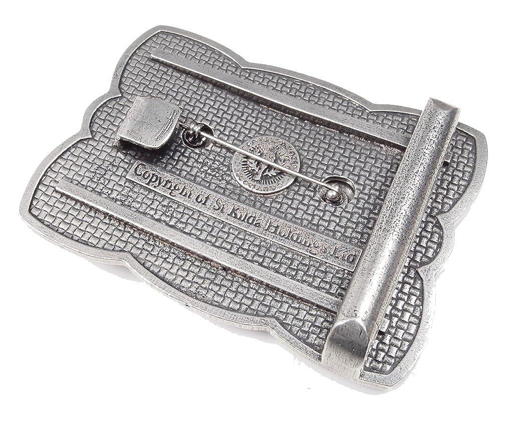 MacIntyre Clan Crest Kilt Belt Buckle