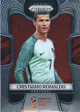 2018 Panini Prizm World Cup Lazer #159 Nani Tarjeta de fútbol de Portugal