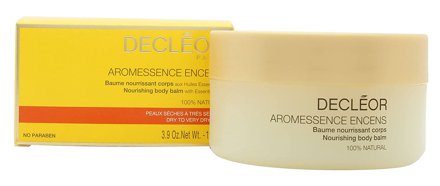 Decleor Aromessence Encens Nourishing Balsamo Corporale Dry to Very Dry Skin - 125 ml DEC124104 DCL663000_-125ml
