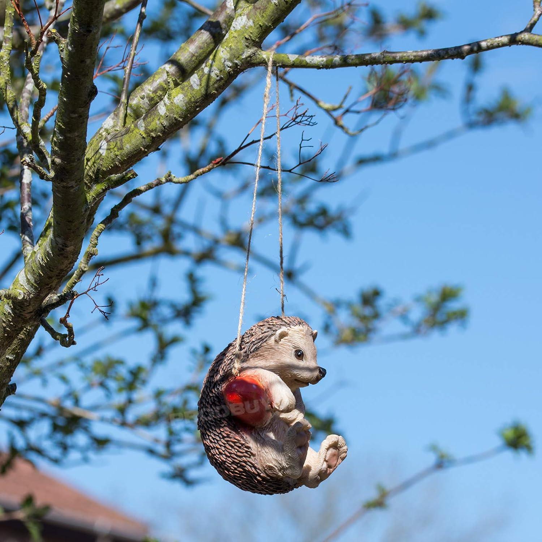 Prodbuy Hanging Hedgehog Garden Ornament