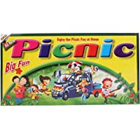 Ratna's Picnic Big Board Game