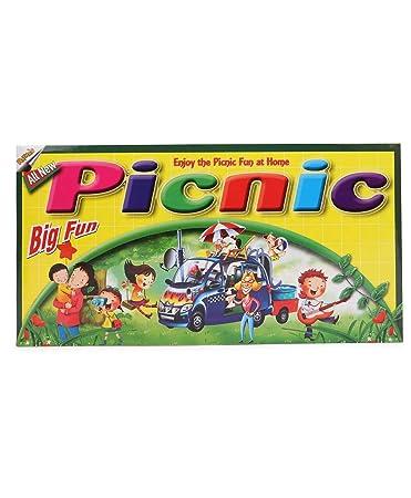 RATNAS Picnic Board Family Game Big Fun