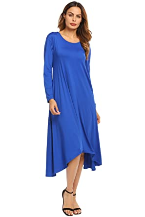 Responsible Women Lace Short Sleeve V Neck Side Slit Casual Loose Cotton Tunic Oversize Dress Casual Long Girl Tops Dress Female Fashion New Cheap Sales Dresses