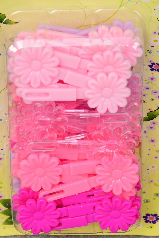 Amazon Toddler Hair Barrettes Small Daisy Flowers Hair Clips