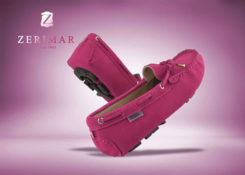 Mocassins Confort Femme Loafers Femme Mocassin Femme Cuir Zerimar Mocassins en Cuir Femme Espadrille Cuir Femme