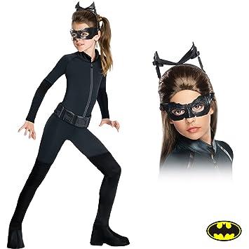 catwoman kostum gotham madchen