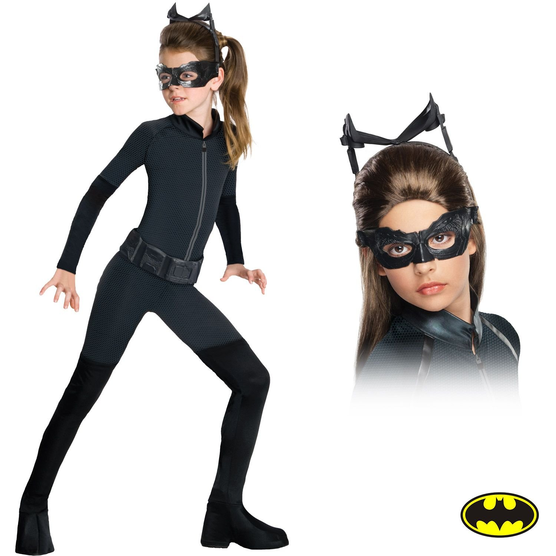 Catwoman Child Costume Large