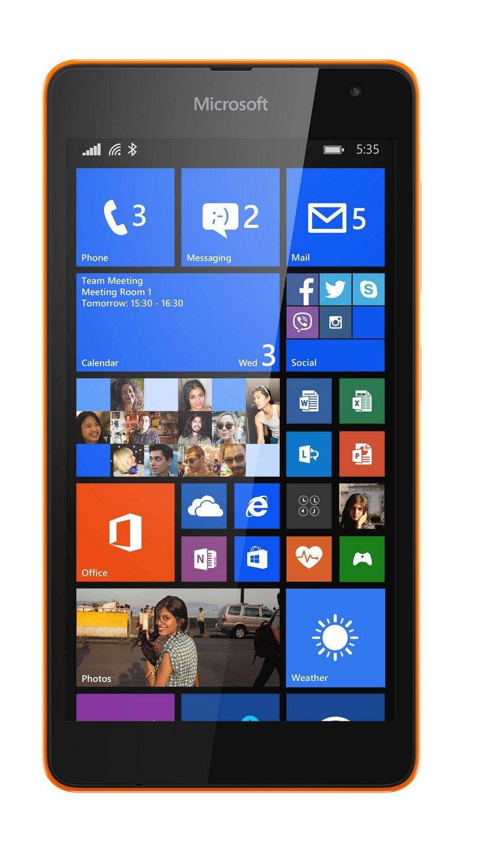 Microsoft lumia 535 dual sim white quad core 1 2ghz unlocked cell - Microsoft Lumia 535 5 Inch Uk Sim Free Smartphone Amazon Co Uk Electronics
