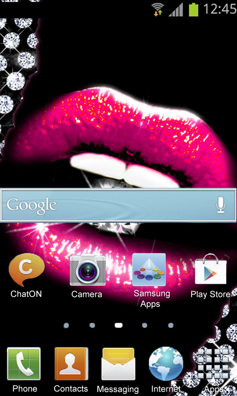 Diamond Sexy Lips Wallpaper!: Amazon.es: Appstore para Android