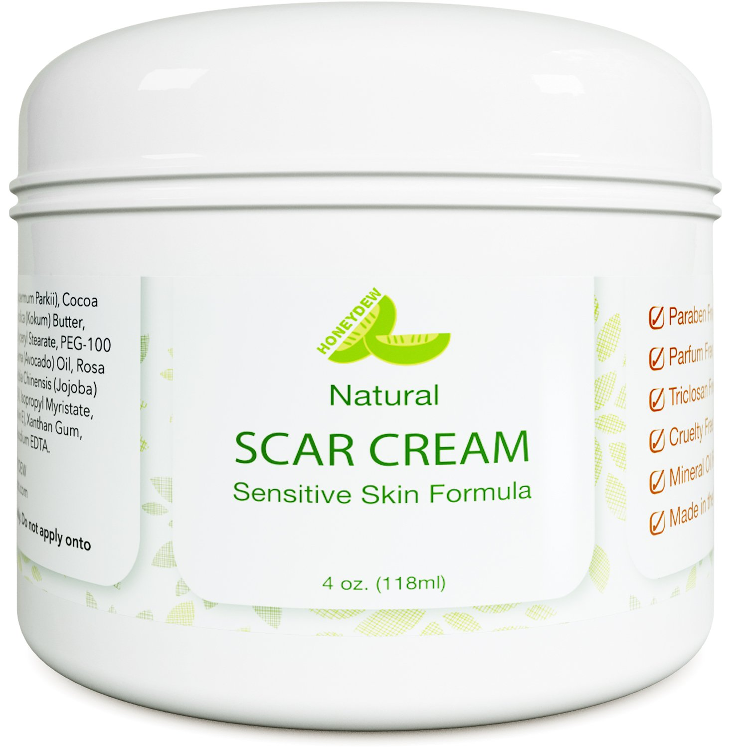 Amazon Com Best Scar Cream For Face Vitamin E Oil For Skin After Surgery Stretch Mark Remover For Men Women Anti Aging Lotion Acne Scar Removal For