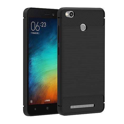5 opinioni per Cover Redmi 3 / 3S, iVoler® Xiaomi Redmi 3 / 3S / 3S Pro / 3S Prime Morbido Soft