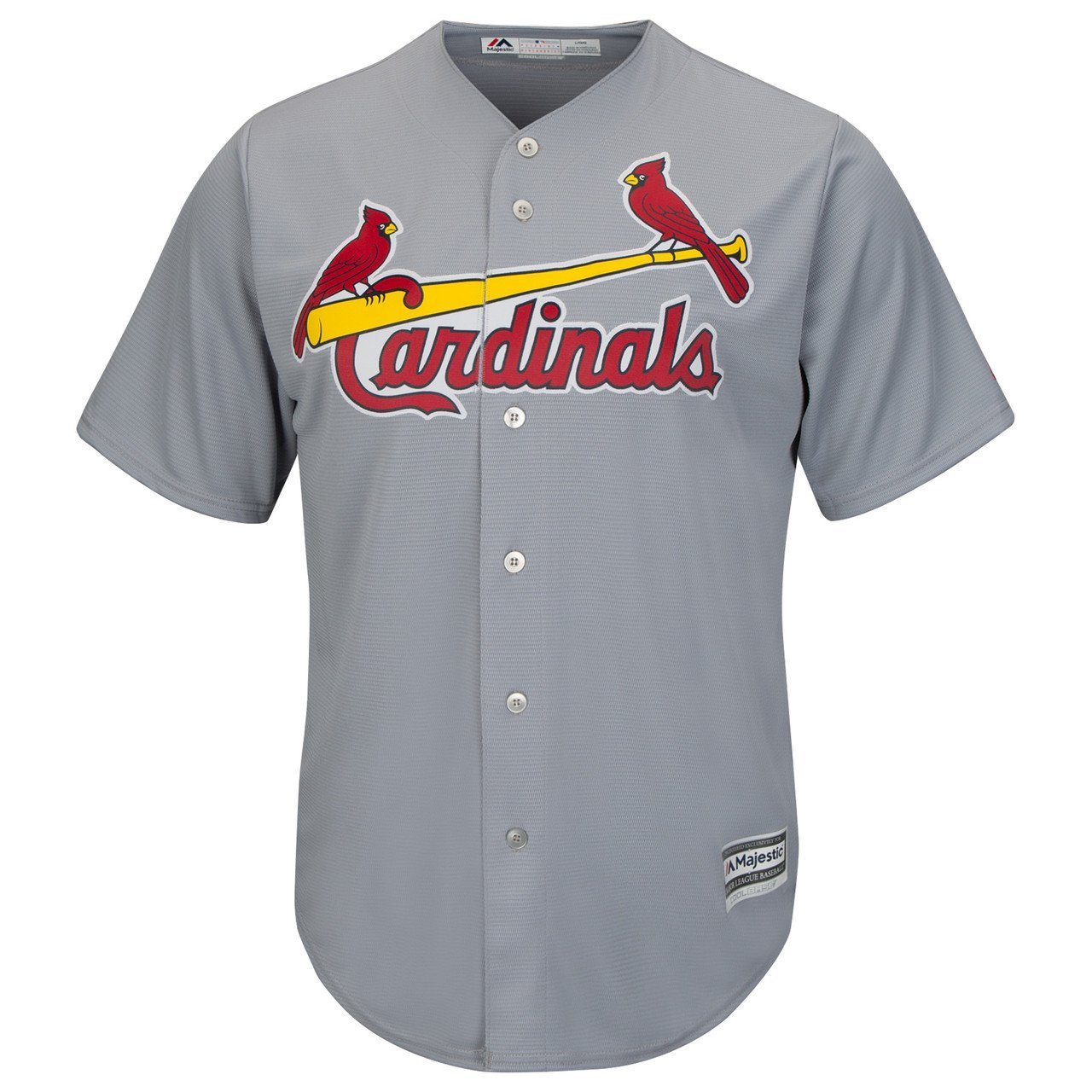 Louis amp; Outdoors Amazon Cardinals com Cool Base Jersey - Majestic M Authentic St Sports