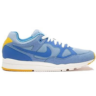 brand new 33940 3b01e Nike Men s Air Span II SE Work Blue Yellow Ochre Sail Mountain Blue