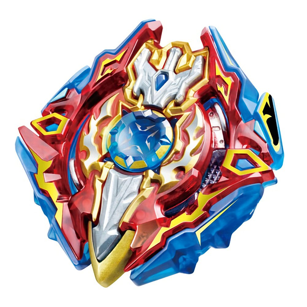 Beyblade Burst Starter B-92 Sieg Xcalibur 1.Ir Beyblades with Launcher Stater set High Performance Battling Top B07793RW95