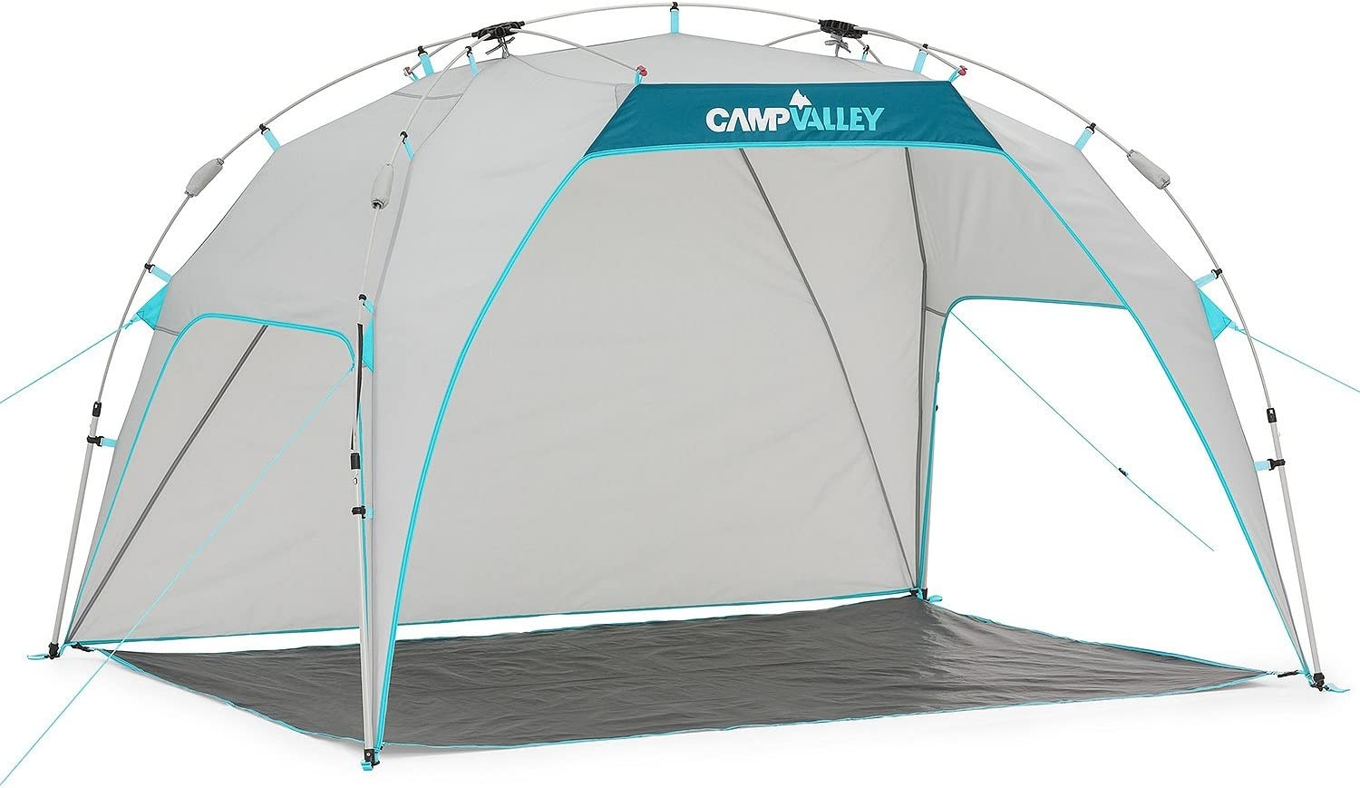Campvalley Instant Sport Shade Sun Protection Provides 50 UV Protection