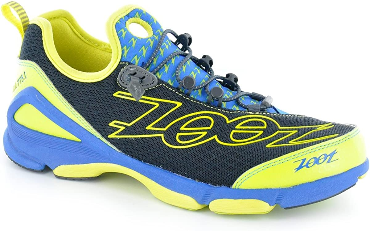 Zoot Men s Ultra TT 5.0 Zapatilla de Running, Color Gris, Talla 46 EU: Amazon.es: Zapatos y complementos