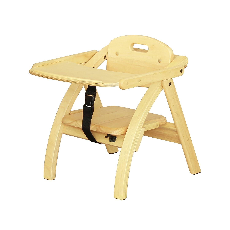 大和屋 アーチ木製ローチェア-N