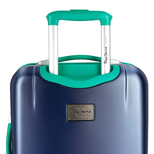 Amazon.com | Bristol Hand Luggage, 55 cm, 33 liters, Blue ...