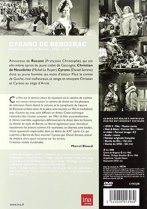 Resume Du Film Cyrano De Bergerac