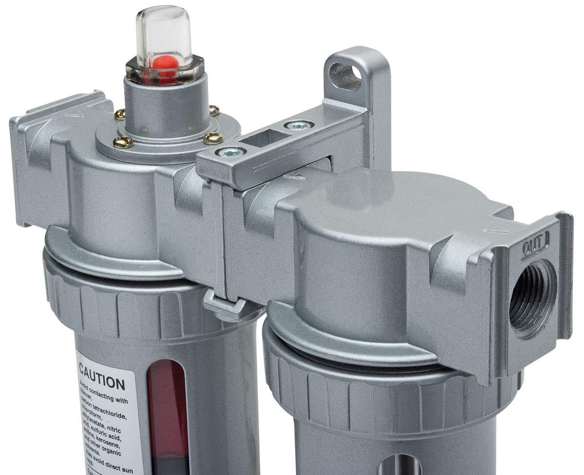 Rockwood Connecting Bracket for 3//8 in Npt Air Filter Regulators Pressure Regulator
