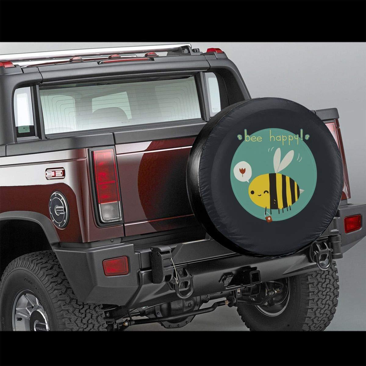 Xhayo Waterproof Reifentaschen Autor/ädertaschen,Bib Beekeeper Keeps staubdicht Radreifenabdeckung f/ür Anh/änger,RV,SUV,LKW und mehr
