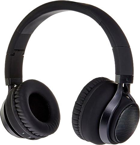 New Beyution Auriculares Bluetooth 2 en 1 Altavoz estéreo Recargable Auriculares, Auriculares inalámbricos Bluetooth + Mini Altavoz – empaquetado al por Menor – 35% Precio de Venta – Negro: Amazon.es: Electrónica