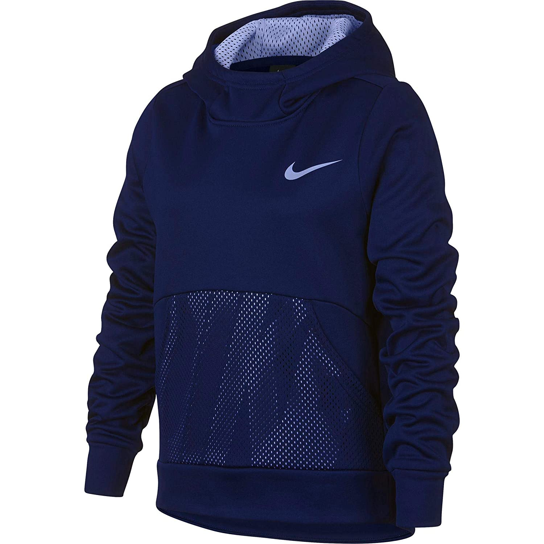 18aa2fe24684 Nike Girls   G Nk Therma Hoodie Po Energy Sweatshirt  Amazon.co.uk  Sports    Outdoors
