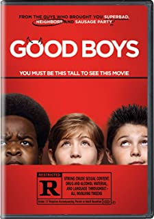 Book Cover: Good Boys