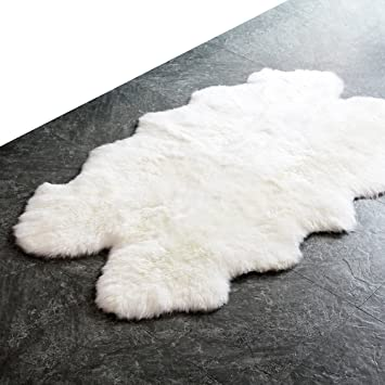 waysofttm ecofriendly ivory new sheepskin