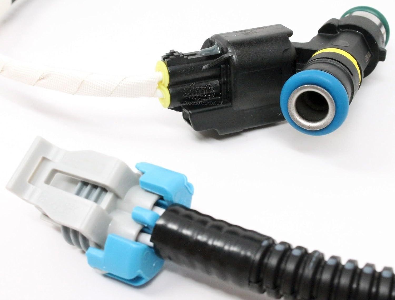 Polaris 11-16 Ranger Rgr Rzr 800 Fuel Injector Harness Pair X2 1204319 New Oem