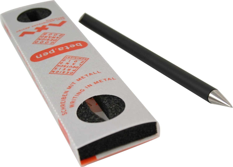Kmizera Beta Inkless Pen Golden Made of Anodized Aluminium Everlasting Newest
