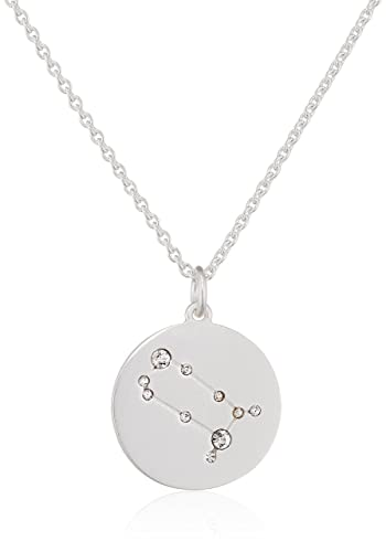 Pilgrim Women Silver Plated Pendant Necklace - 521616051 qksCL4