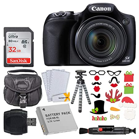 Review Canon SX530 HS PowerShot