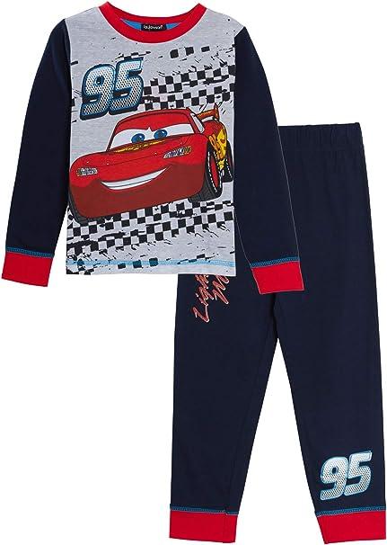 Jungen Schlafanzug Größe 104 Pyjama Set Hose und Langarmoberteil