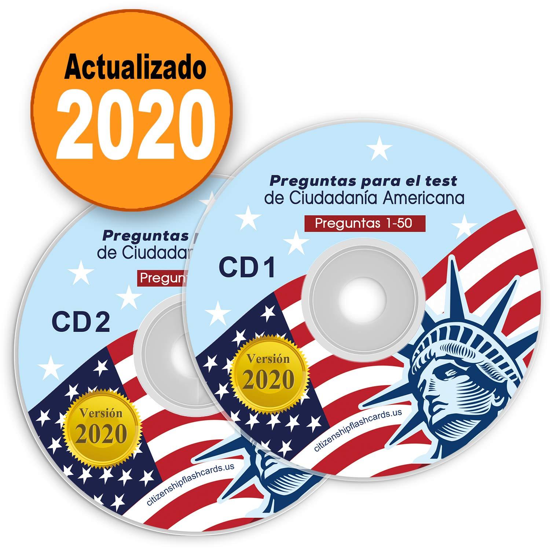 examen de ciudadania en español 2020 gratis