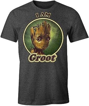 cotton division T-Shirt Marvel Camiseta para Hombre: Amazon.es: Ropa y accesorios
