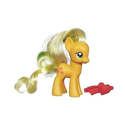 Applejack Rainbow Power My Little Pony: Juguetes y juegos