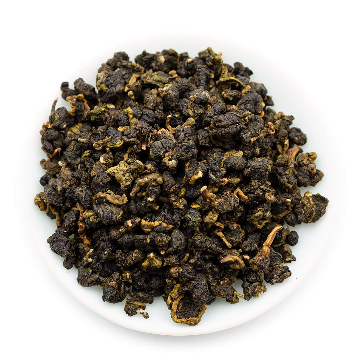 1kg Jin Xuan Milk Oolong Tea Leaves, Alishan High Mountain Tea Milk Oolong Green Tea Loose Leaf, Powerful Anti-Oxidants, High Elevation Grown, Help Weight Loss