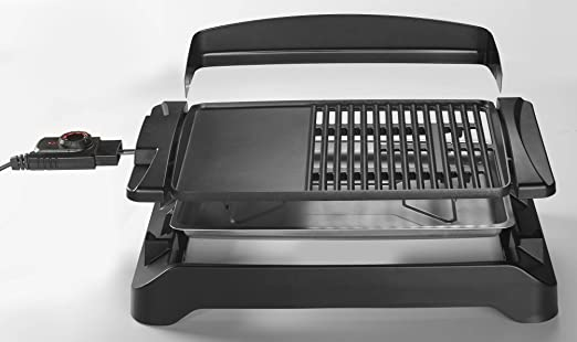 Wmf Elektrogrill 2300 Watt : Westfalia xxl tischgrill 2 in 1: amazon.de: küche & haushalt
