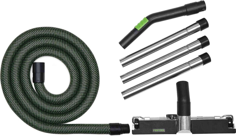 Festool 203409 - Set de limpieza para el taller, color gris: Amazon.es: Bricolaje y herramientas